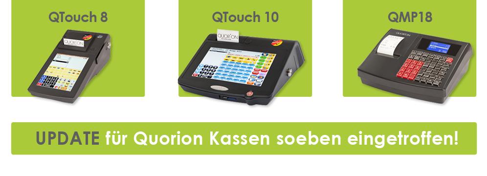 Update Quorion Kassen 2017